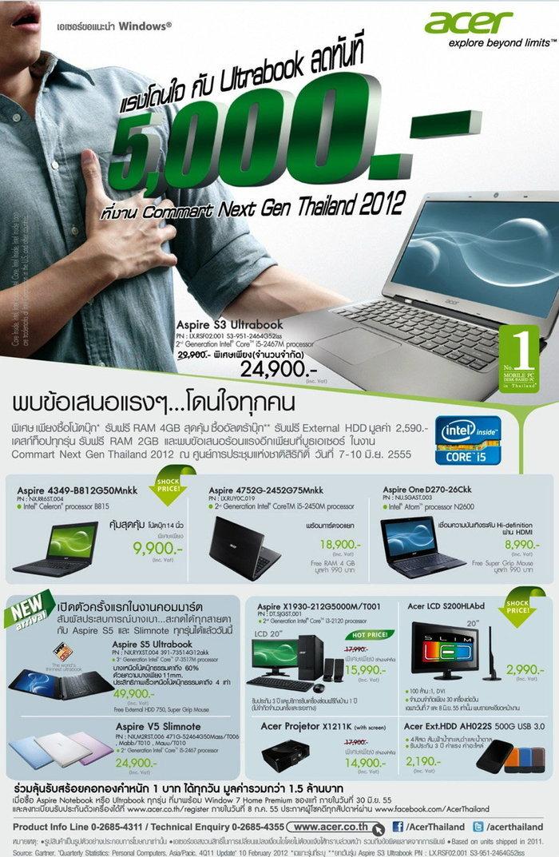 Promotion Commart Next Gen 2012