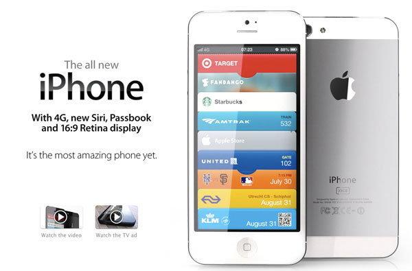 พบคลิปวิดีโอ ไอโฟน 5 (iPhone 5) ตัวจริง รัน iOS 6 บู๊ตเร็วกว่า