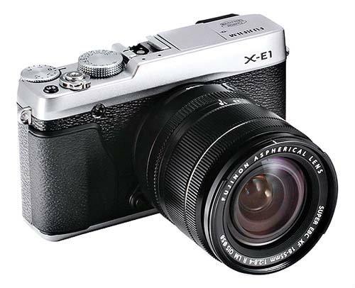 ภาพหลุด Fuji X-E1 กล้อง Mirrorless รุ่นใหม่ตัดวิวไฟนเดอร์ออก