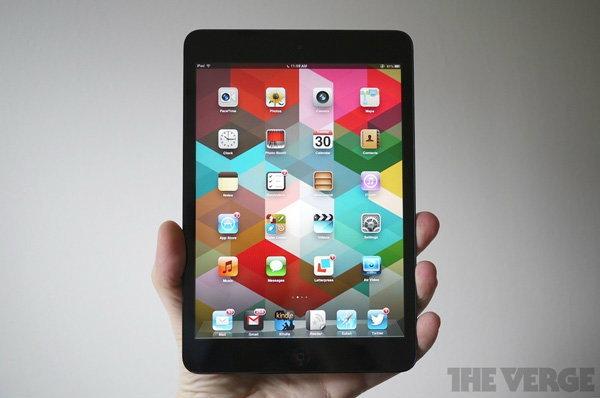 รีวิว iPad mini (ipad mini review)