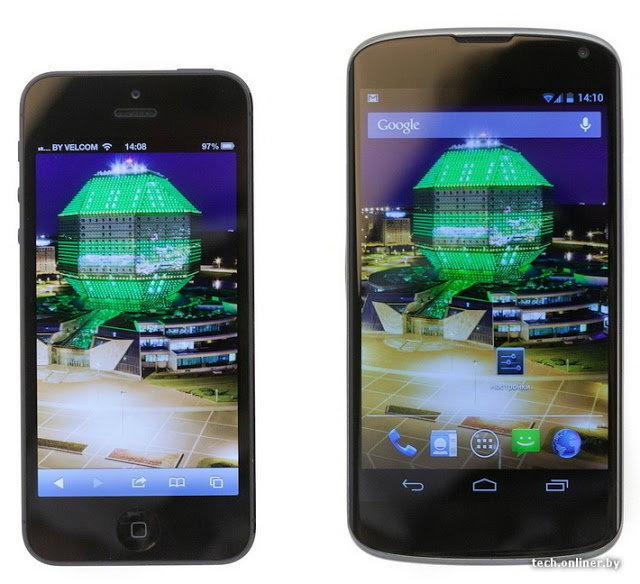ภาพหลุด LG Nexus แบบชัดๆ เน้นๆ