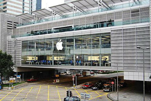 Apple Store จะเปิดในไทย มี.ค. ปีหน้า?