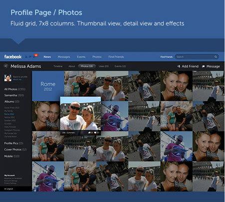 อนาคต Facebook จะหน้าตาแบบนี้หรือ?