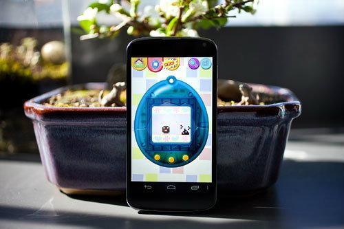 ทามาก็อตจิ กลับมาอีกครั้งบน Android