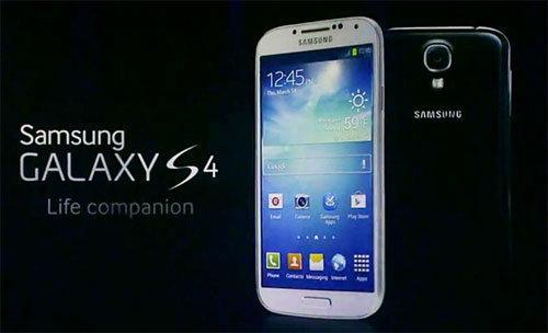 Galaxy S4 ราคาและวันจำหน่าย