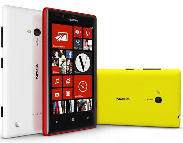 พรีวิว Nokia Lumia 720 มือถือ Windows Phone 8 รุ่นล่าสุด
