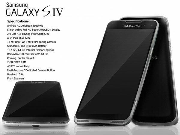 คลิปทีเซอร์งาน Samsung UNPACKED เปิดตัว Samsung Galaxy S IV