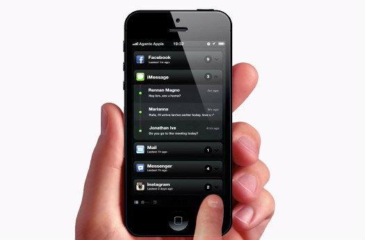 ชมคอนเซปท์ iOS 7 แบบสวยๆ กับหน้า Lockscreen ที่เปลี่ยนสีได้ตามใจ