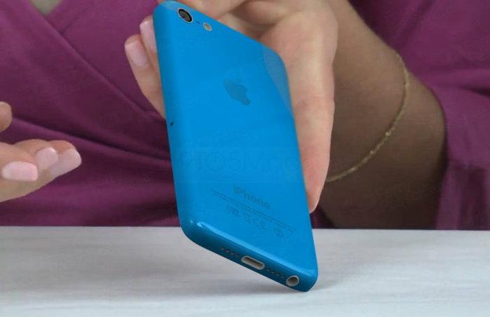 ชมภาพเรนเดอร์ iPhone low cost ใหม่ล่าสุด!!