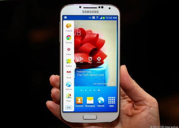 Samsung Galaxy S4 (S IV) ความจุ 16GB เหลือพื้นที่ใช้งานจริงแค่ 9GB