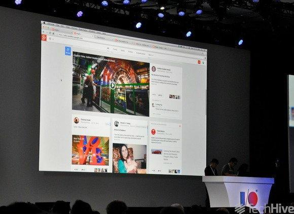 [Google I/O] เสริมทัพระบบ Social Network รุก Facebook เต็มกำลัง
