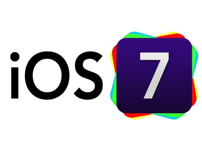 ภาพแรก iOS 7 ?
