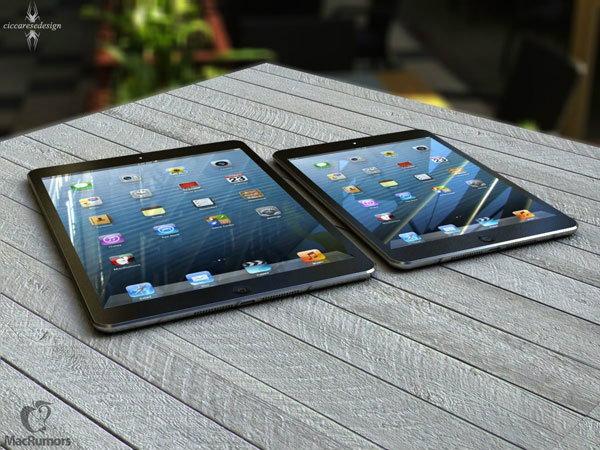 ภาพหลุด iPad Air (iPad 5) รุ่นต้นแบบ ยืนยันตัวเครื่องบางลงกว่าเดิม