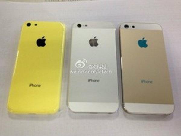 มาอีกชุดกับ ภาพหลุด iPhone 5S (ไอโฟน 5S) สีทอง คู่ ไอโฟนราคาประหยัด (iPhone Lite)