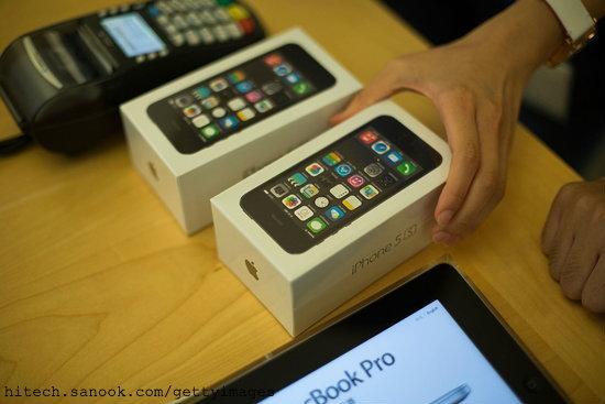 iPhone 5c และ iPhone 5s เข้าไทยเดือนนี้แน่นอน
