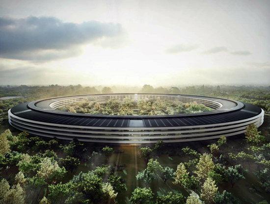 สำนักงานแห่งใหม่ของแอปเปิล ได้รับการอนุมัติแล้ว!!