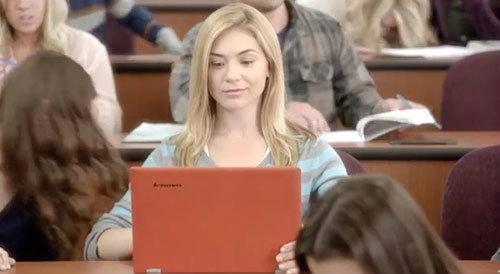 เรื่องนี้เก่ง ! MS ส่งโฆษณากัด iPad อีก