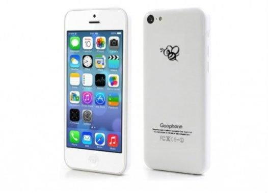 GooPhone i5C มือถือจีน จ่อเปิดตัว ตัดหน้า iPhone 5c เคาะราคาแค่ 3,200 บาท