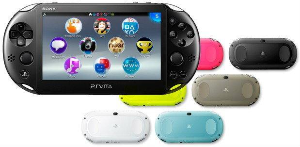 [อัพเดต] PlayStation Vita รุ่นใหม่มาแล้ว ขาย 10 ตุลาคมนี้