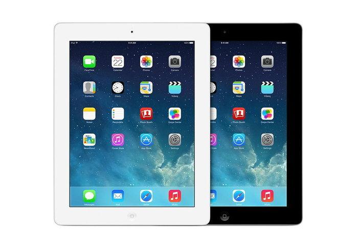 Apple เริ่มขาย iPad 4 แทน iPad 2 แล้ว!