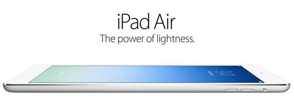 อัพเดทราคา iPad Air เครื่องหิ้ว เครื่องศูนย์ มาบุญครอง เริ่มต้น 16,900 บาท