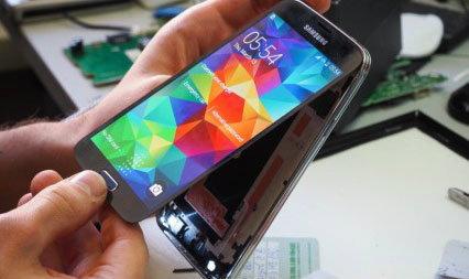 ชำแหละ!!! Samsung Galaxy S5 ยากกว่าที่คิด!