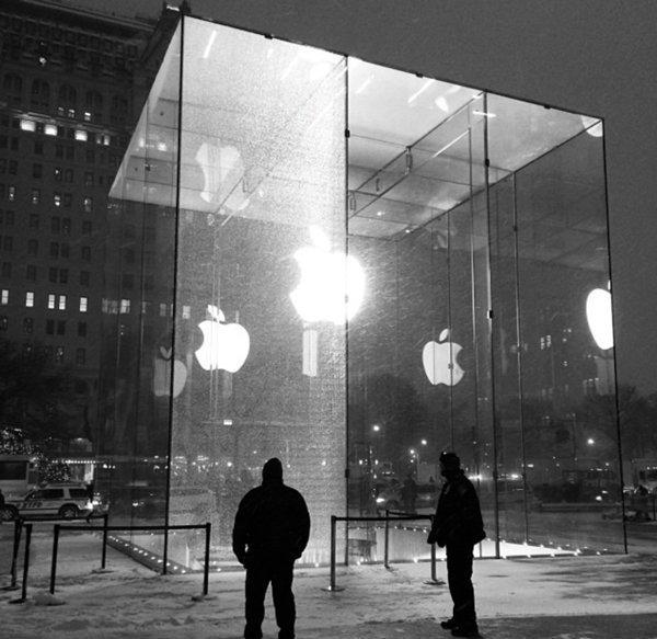 อึ้ง! กระจก Apple Store แผ่นเดียวราคา 14.4 ล้านบาท