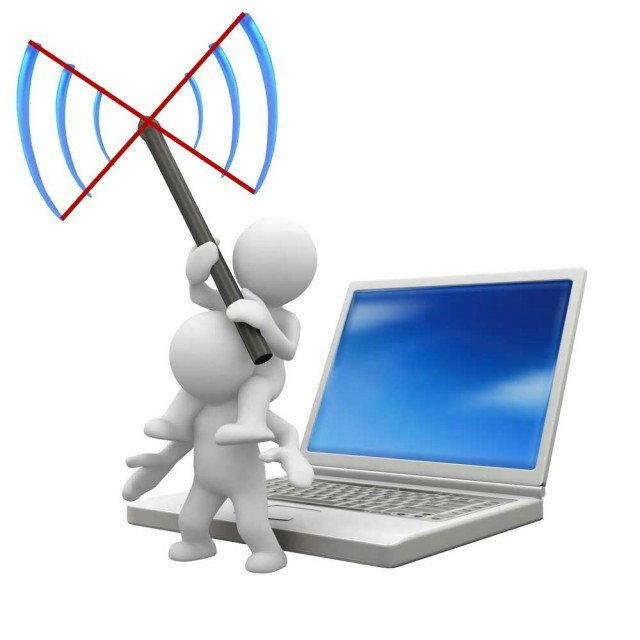 วิธีแก้ไขปัญหา Wireless, Wi-Fi, Internet ไม่ยอมทำงาน