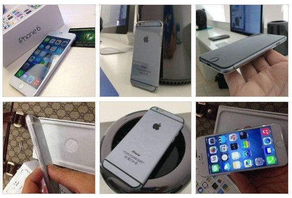 หลุดเพิ่ม!!  ภาพ iPhone 6 ว่อนเน็ต