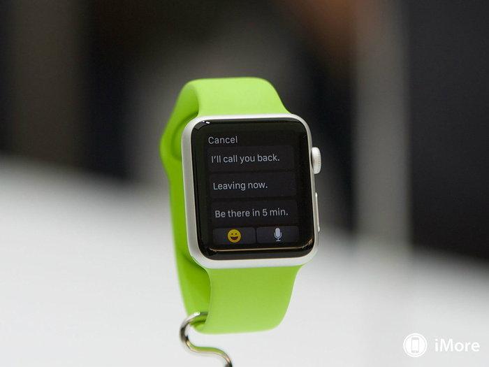 เผยความละเอียดหน้าจอ Apple Watch