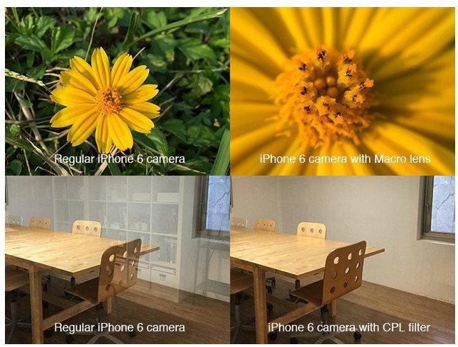 สนมั้ย? เคส iPhone 6 ที่จะแปลงร่างมือถือให้เป็นกล้องพร้อมเลนส์!