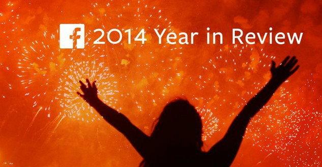มาแล้วรายชื่อ Facebook Year in Review ไฮไลท์สำคัญตลอดปี 2014