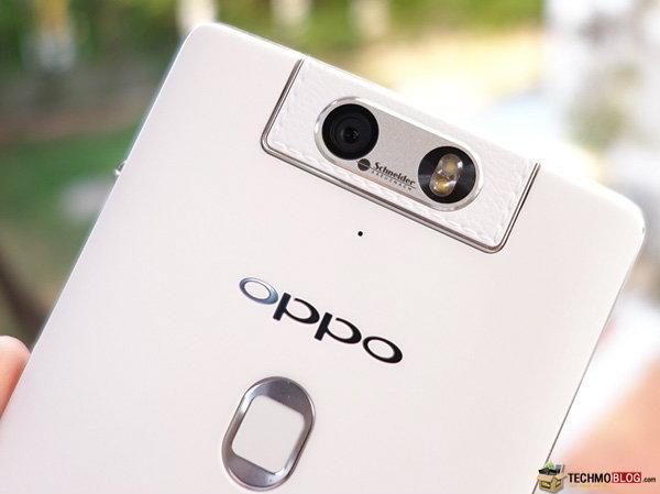 [รีวิว] OPPO N3 มือถือกล้องหมุนได้ 206 องศา
