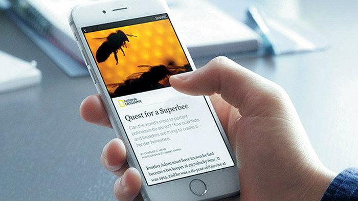 """เว็บข่าวจะหนาวไหม? เฟซบุ๊กปล่อยฟีเจอร์ """"Instant Articles"""" อ่านข่าวไม่ต้องเปิดเบราว์เซอร์"""