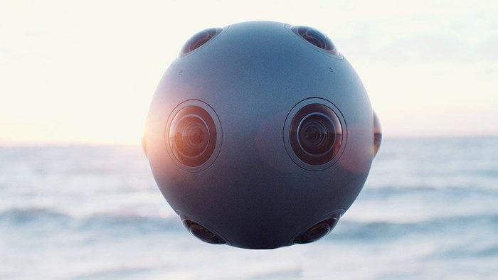 Nokia เปิดตัว OZO กล้องสำหรับถ่ายหนัง Virtual Reality ระดับมืออาชีพ
