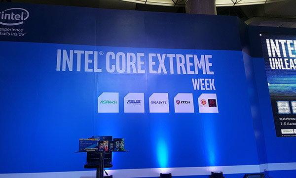 Intel แนะนำ Core i5 และ Core i7 Gen 6 เพื่อคอเกมสาย Overclock