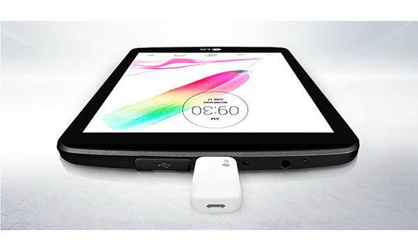 LG เปิดตัว G Pad 2 ขนาด 8 นิ้ว มาพร้อมปากกาและ USB แบบ Full Port