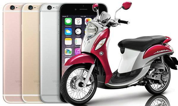 มาแล้วราคา iPhone 6s และ iPhone 6s Plus เครื่องหิ้วมาบุญครองสูงปรี๊ดเทียบเท่ารถฟีโน่