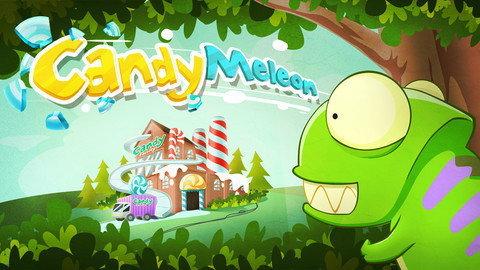 แคนดี้เมเลี่ยน (Candy Meleon) เกมส์สุดฮิตฝีมือคนไทย