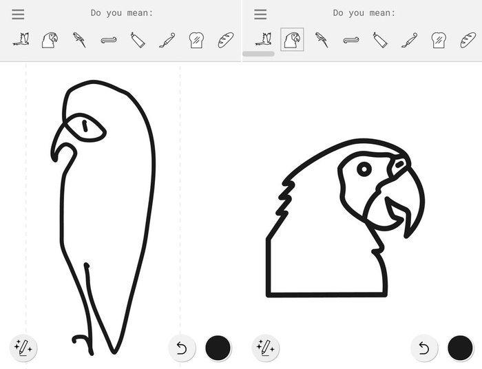 Google เปิดตัว AutoDraw เปลี่ยนภาพวาดสุดห่วยให้เป็นภาพวาดสุดสวยได้!