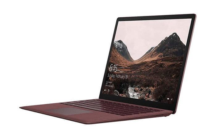 เจาะสเปค Microsoft Surface Laptop คอมพิวเตอร์เบา ๆ แบบฉบับของ Microsoft