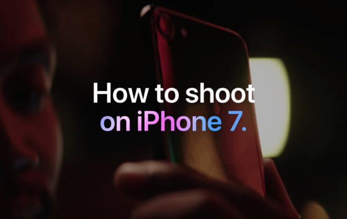 มาเอง Apple ปล่อยวิดีโอซีรีส์แนะนำการถ่ายรูปบน iPhone 7 อย่างไรให้สวย