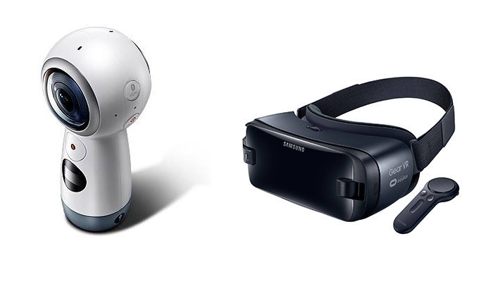 Samsung ขน Gear VR With Controller และ Gear 360 ขายในงาน Thailand Mobile Expo 2017 HiEnd