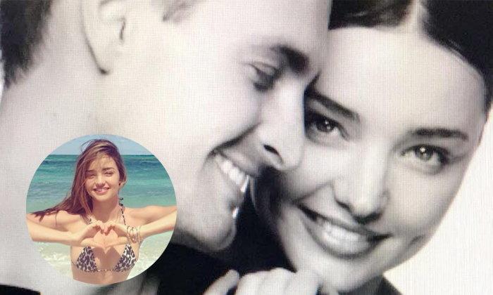 มิรานด้า เคอร์ ทำหนุ่มๆ ทั่วโลกอกหักหลังแต่งงานกับเจ้าของ Snapchat แอปชื่อดัง