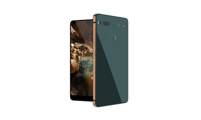 เผยโฉม Essential Phone มือถือจอไร้ขอบขนาดใหญ่จากผู้กำเนิด Android