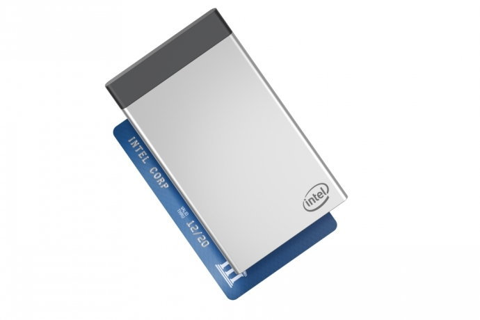 Intel เผยวันวางจำหน่าย Compute Card PC ขนาดนามบัตรเดือน สิงหาคมนี้