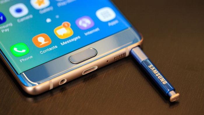 ลือ Galaxy Note 7R เตรียมวางจำหน่ายต้นเดือนกรกฎาคมพร้อมสีเดิมครบทุกสี