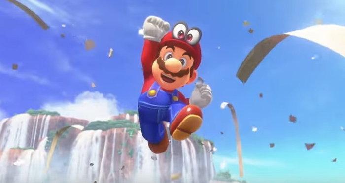 มาแล้วตัวอย่างใหม่เกม Super Mario Odyssey ที่มาแนว Open World พร้อมออกวางขาย ตุลาคม นี้