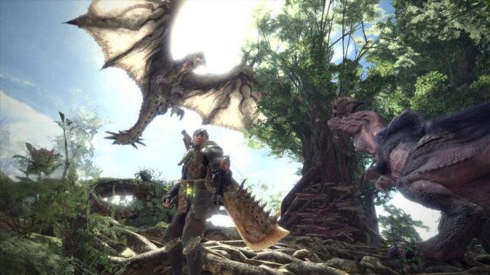 ชมคลิปเกมเพลย์ Monster Hunter World ยาว 25 นาทีที่เปิดโหมดเล่นหลายคนมาให้ชม