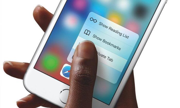 7 วิธีการทำให้ได้ 3D Touch สำหรับ iPhone6, 6 Plus, 5s, 5c, 5 และ 4s